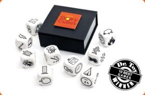 Picture taken from http://www.storycubes.com/